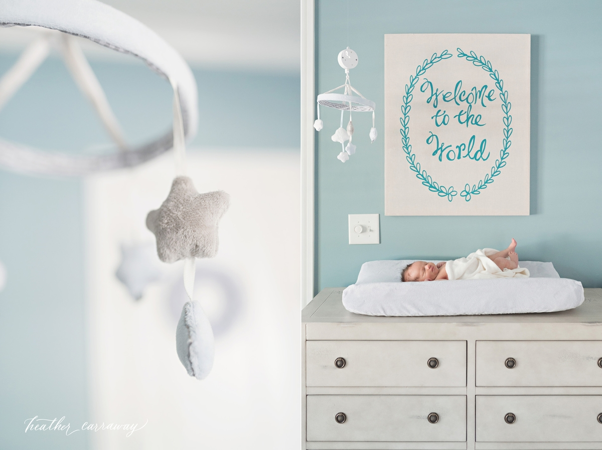 How to Prep Your Home for a Newborn Session | Atlanta Lifestyle ...