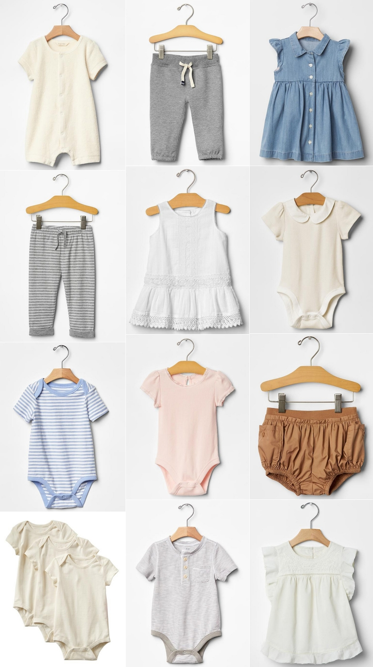 what to wear atlanta baby session