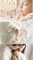 atlanta midtown in-home newborn photographer, natural light lifestyle photographer, atlanta newborn baby photographer
