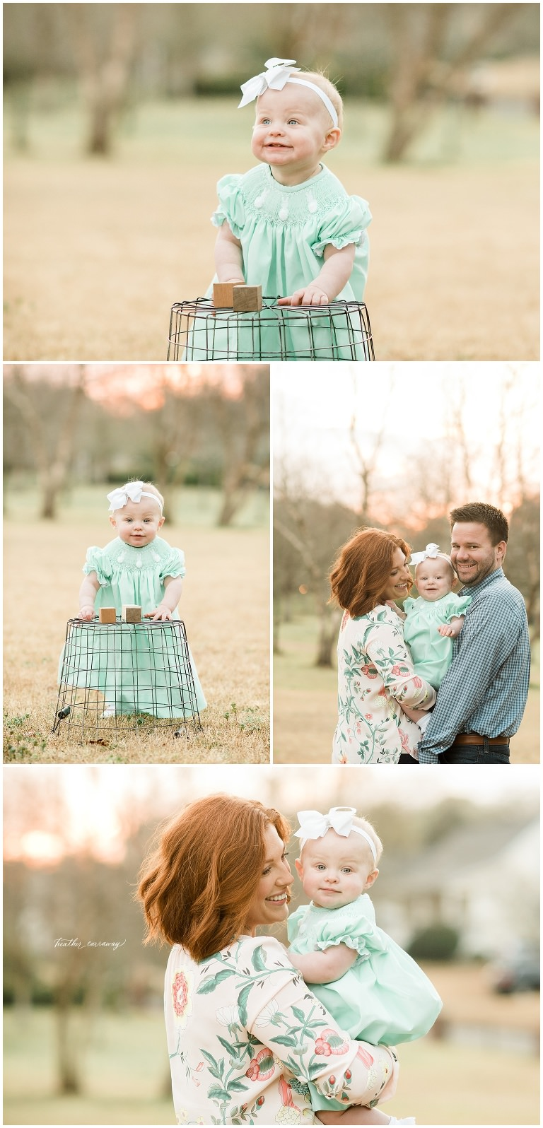Sunrise Session | Spring Family Session | Atlanta Baby & Family Photographer